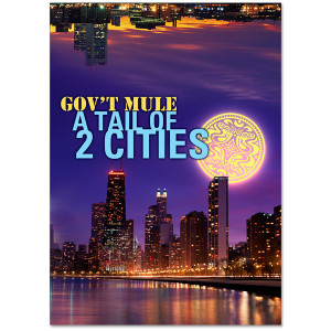 Gov't Mule - A Tail of Two Cities DVD