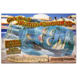Gov't Mule Island Exodus IV (2013) Event Poster