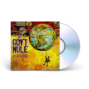 Gov't Mule - By a Thread CD