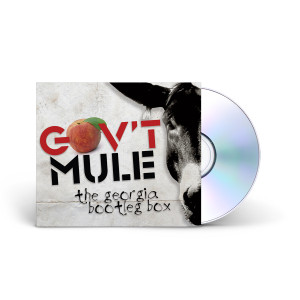 Gov't Mule Georgia Bootleg Box Set Digital Download