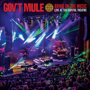 2-CD Standard Edition: Bring On The Music / Live at The Capitol Theatre
