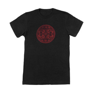 Heather Black Quattro Dose T-Shirt