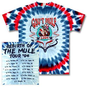 Spring Tour '04 T-Shirt