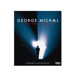 George Michael Live in London Blu-Ray (2009)