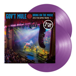 Purple 2 LP Volume 1: Bring On The Music / Live at The Capitol Theatre