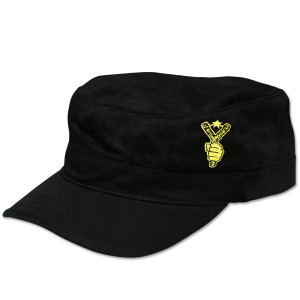 Gogol Bordello Army Hat