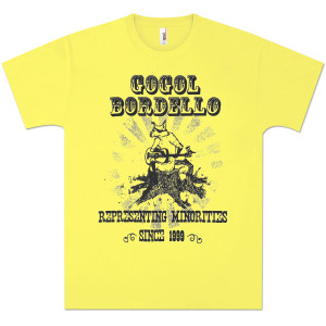 Minorities Yellow T-Shirt
