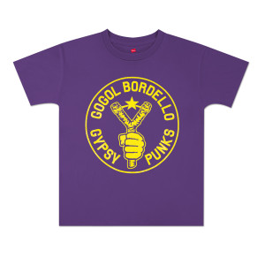 Slingshot Purple T-Shirt - Youth