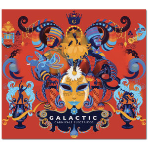 Galactic - Carnivale Electricos CD