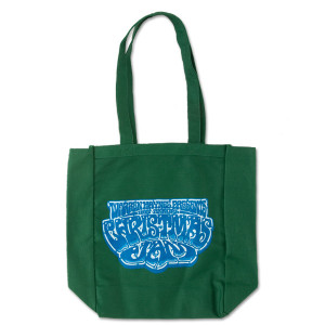 Warren Haynes 2009 Christmas Jam Tote Bag