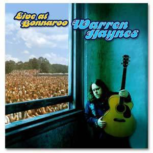 Warren Haynes - Live At Bonnaroo CD
