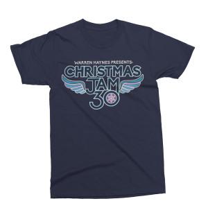 2018 Christmas Jam Event T-Shirt