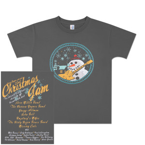 Warren Haynes 2010 Xmas Jam Youth T-Shirt