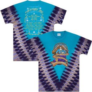 Warren Haynes 2011 Xmas Jam Tie Dye