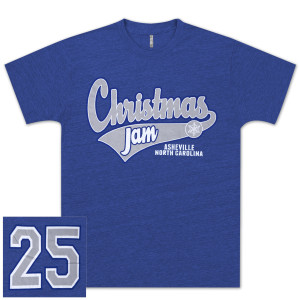 Warren Haynes Christmas Jam 25 T-Shirt