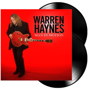 Warren Haynes - Man in Motion Vinyl LP