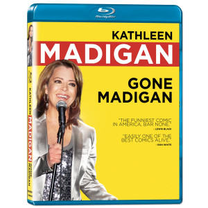 Kathleen Madigan - Gone Madigan Blu-Ray