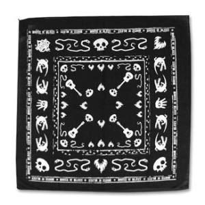 House of Blues Bandana