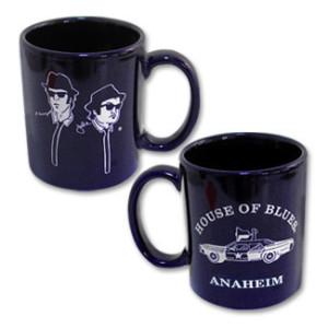 House of Blues J&E Mug - Anaheim