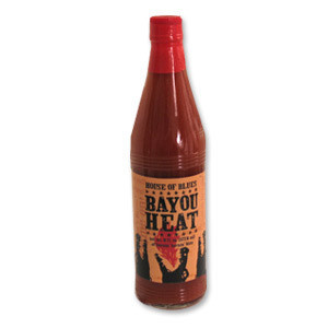 House of Blues Bayou Heat Hot Sauce