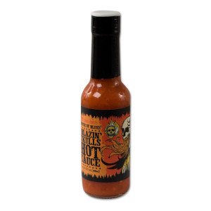House of Blues Blazin' Skulls Hot Sauce