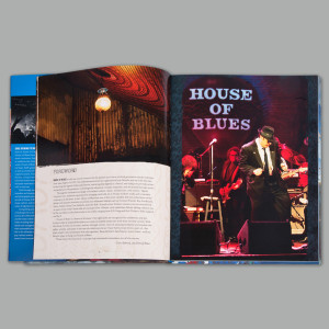 House of Blues Legacy Book