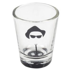 Blues Brothers Jake Shot Glass