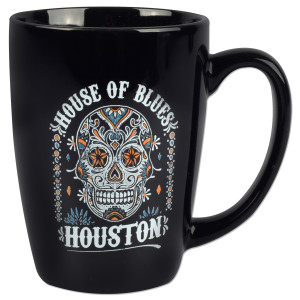 Sugar Skull Mug - Houston