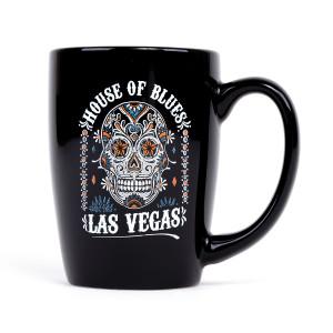 Sugar Skull Mug - Las Vegas