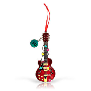 HOB 2017 Guitar Ornament
