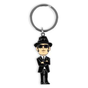 Elwood Bobblehead Keychain