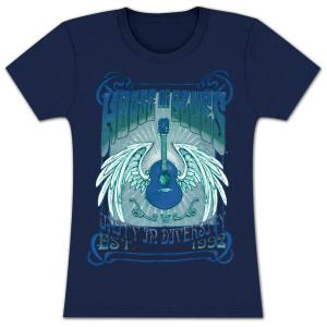 House of Blues Women's Fly High Juniors T-Shirt