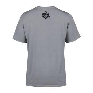 Elwood & Jake Knuckles Grey T-Shirt