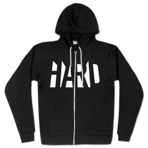 Hard Zip Hoodie