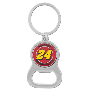Hendrick MotorSports #24 KeyChain Bottle Opener
