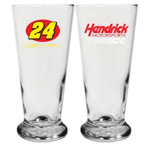 Hendrick Motorsports #24 16.5oz Pilsner Glass