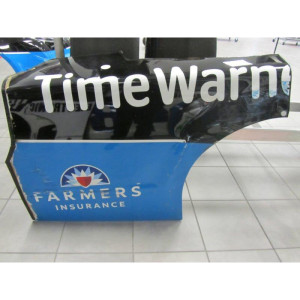 Kasey Kahne California Rear Qtr Panel from 3/23/14