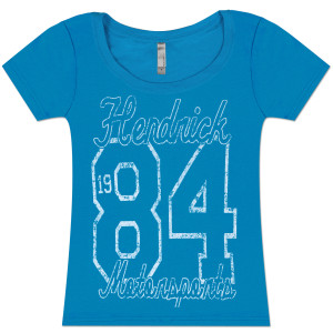Hendrick Motorsports 1984 Ladies T-shirt