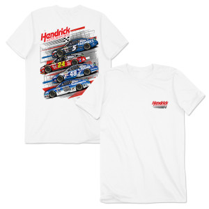 Hendrick Motorsports Exclusive Season Launch T-Shirt