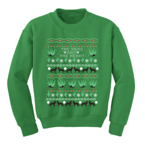 The Head and The Heart Desert Holiday Sweater