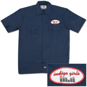 Indigo Girls Work Shirt