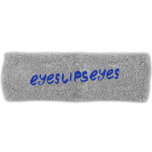 Eyes Lips Eyes Headband