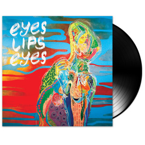 """Eyes Lips Eyes What You Want (If You Want It) EP 7"""" Vinyl"""