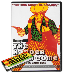 The Harder They Come DVD Bundle