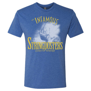 Infamous Stringdusters - Laws of Gravity T-Shirt