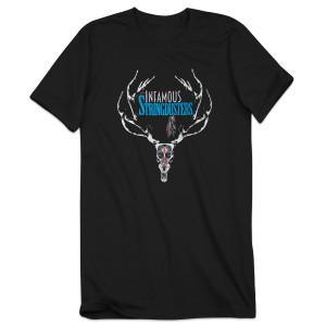 Infamous Stringdusters – Black Elk T-Shirt