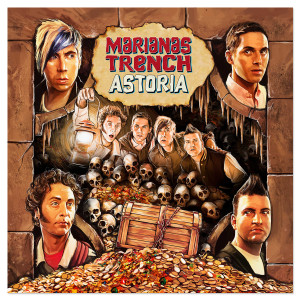 Marianas Trench – Astoria CD