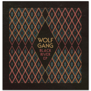Wolf Gang - Black River EP CD