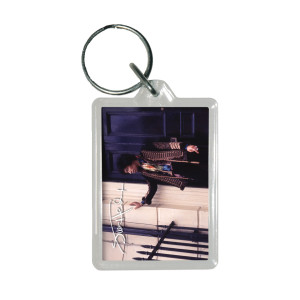 London Apartment Keychain