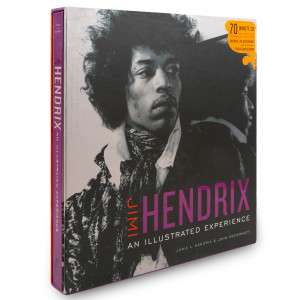 Jimi Hendrix An Illustrated Experience Book